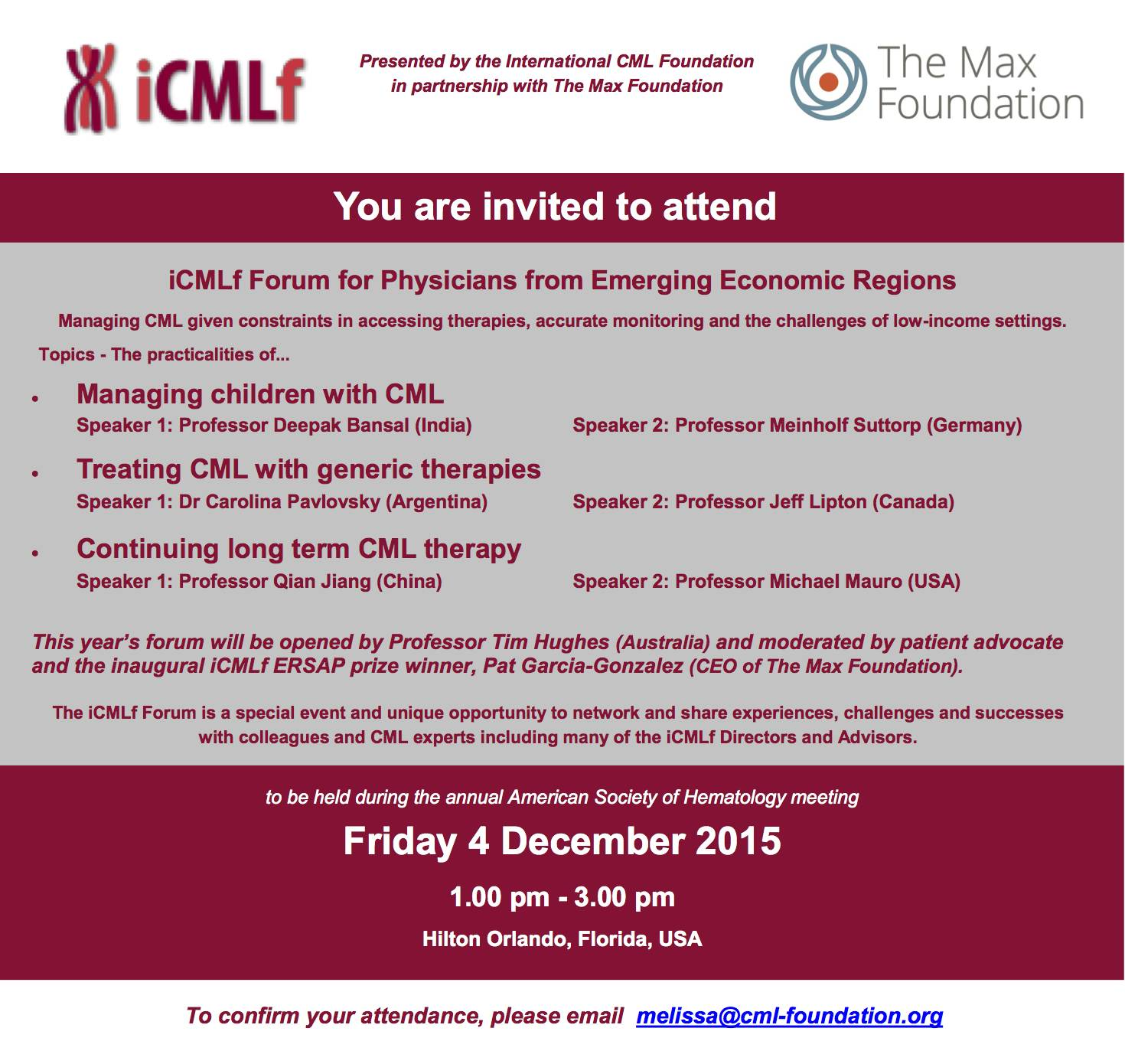 2015 iCMLf Forum invitation Kopie