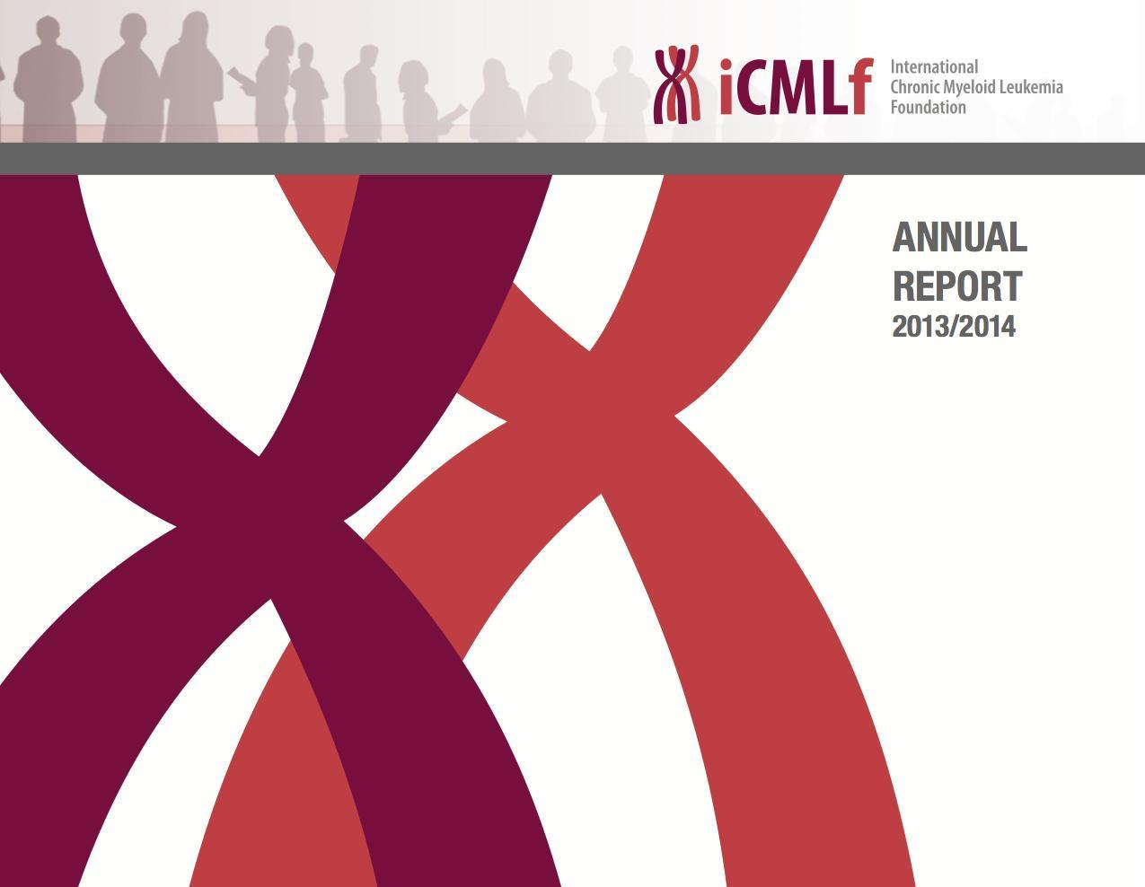 iCMLf Annual Report 2013 2014